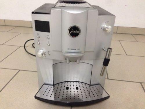 Jura kavos aparatų remontas